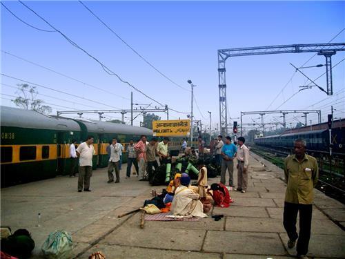Rail Transport in Haryana