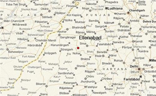 About Ellenabad