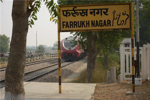 Profile of Farrukhnagar