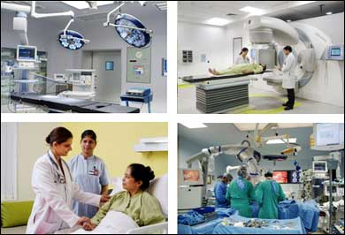 Hospitals in Hansi