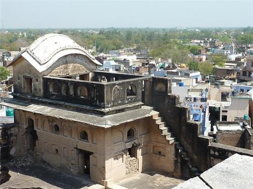 History of Narnaul
