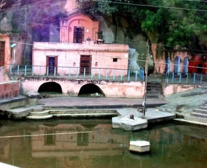 Bhimgoda Tank in Haridwar
