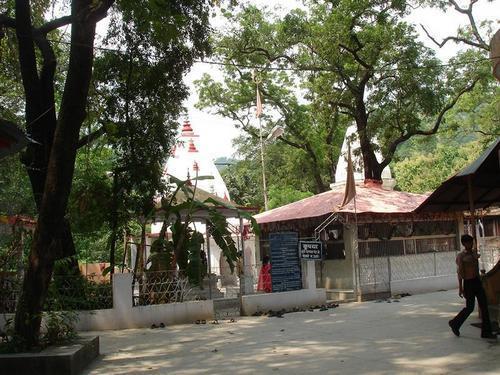 Bilkeshwar Mahadev Temple Haridwar Location
