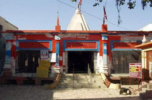 Maya Devi Temple in Haridwar