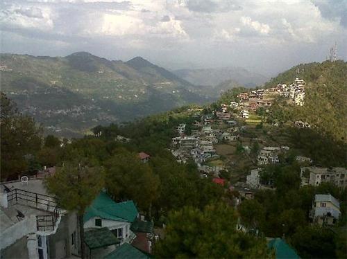 Barog in Himachal Pradesh