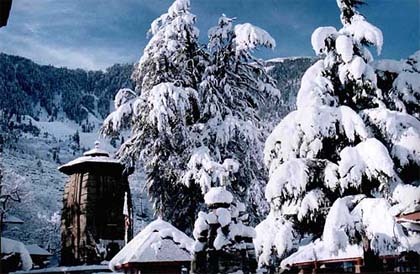 Bharmour in Himachal Pradesh
