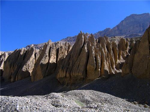 Kaza in Himachal Pradesh