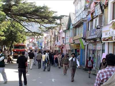 Shopping in Himachal