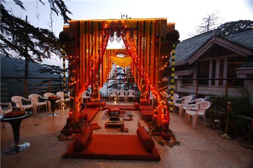Marriage Pandals in Himachal Pradesh