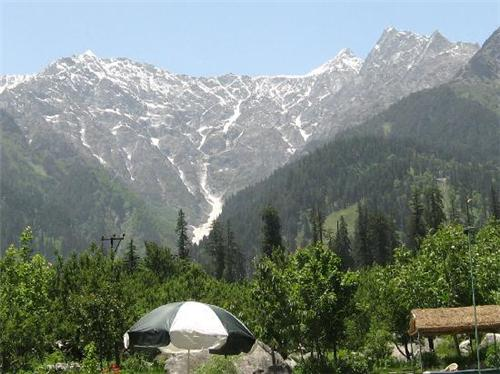 Solang Valley in Manali