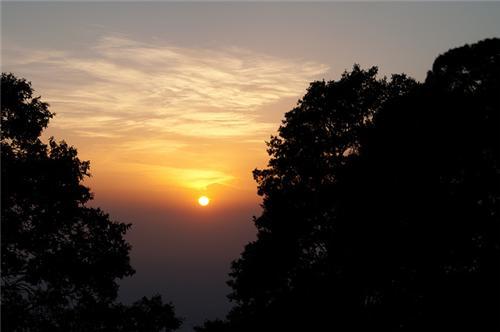 Sunset Point Kasauli