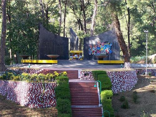 War Memorial in Himachal Pradesh