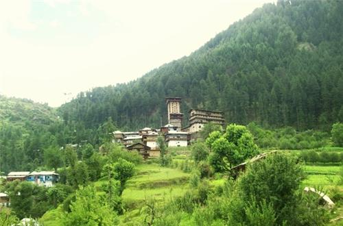 Chaini Village