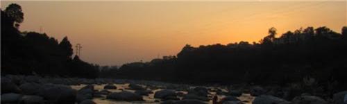 Geography of Daulatpur