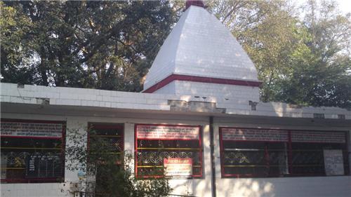 Drona Shiva Temple in Gagret