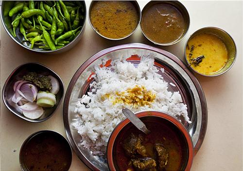 Food in Ghumarwin