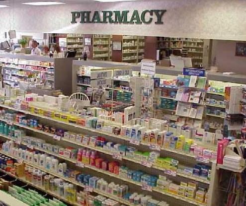 Pharmacies in Ghumarwin