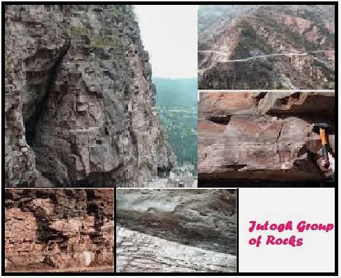 Jutogh Rock Groups