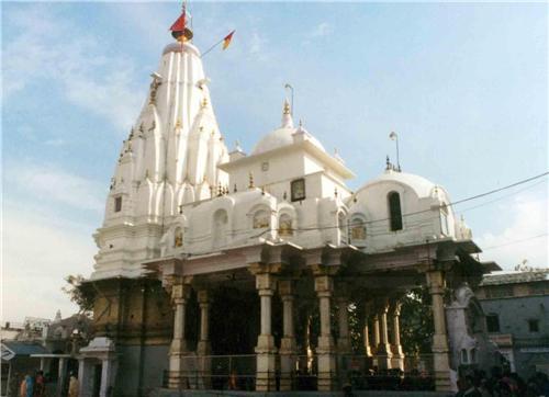 Brajeshwari Devi Temple at Kangra