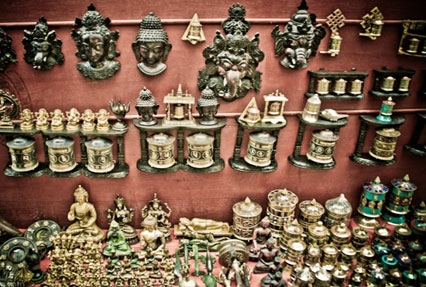 Handicrafts of Kangra