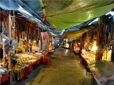Markets in Kangra
