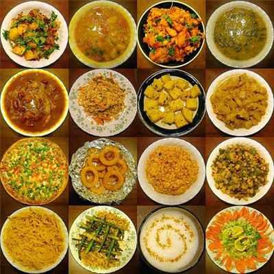 Food in Kangra