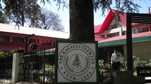 Unmatched Accommodations at Kasauli Club
