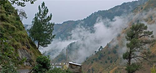 Geographical and Climatic Conditions of Kasauli in Himachal Pradesh