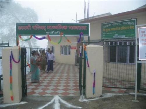 Development under taken by Cantonment Board Kasauli