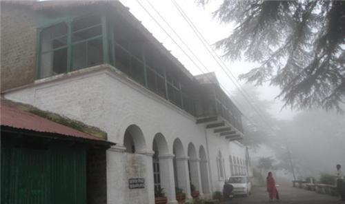 Cantonment Board Hospital in Kasauli