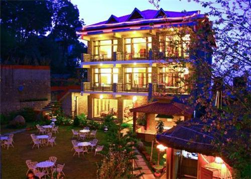 Kasauli Castle Resort in Kasauli