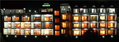 List of Hotels in Kasauli