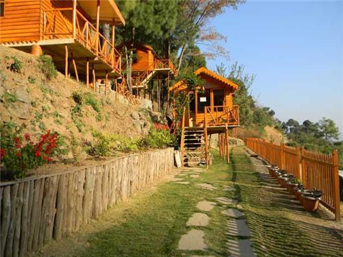 Pinewood Cottage Resort in Kasauli