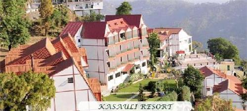 Wonderful Resorts in Kasauli