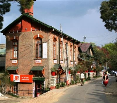 Banking services in Kasauli