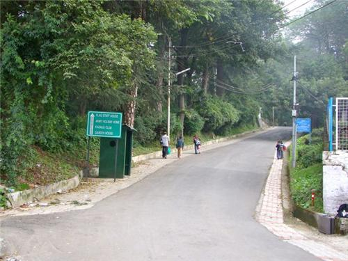 Road Route to reach Kasauli in Himachal Pradesh