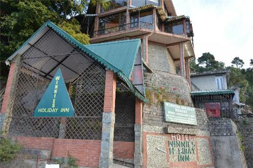 How to reach at Winnies Holiday Inn in Kasauli