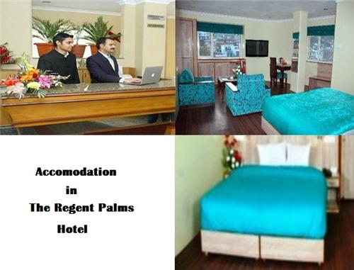 The Regent Palms Hotel Accommodation