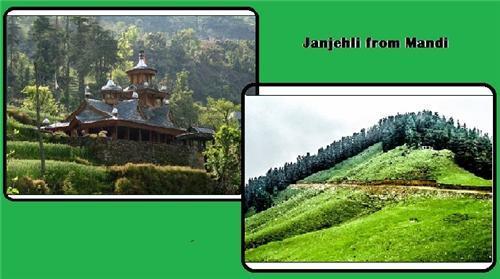 Janjehli from Mandi