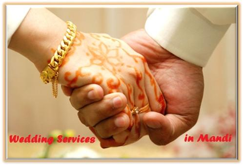Mandi Wedding Services