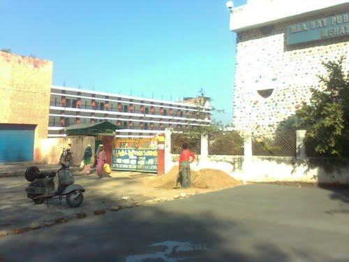 About Mehatpur Basdehra