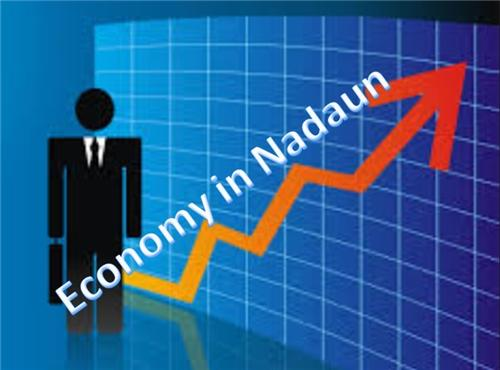 Economy in Nadaun