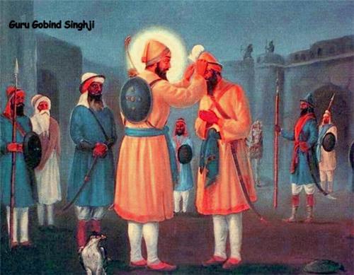 Guru Gobind Singhji