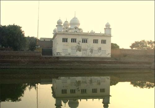 View of Gurudwara Dasvin Patshahi