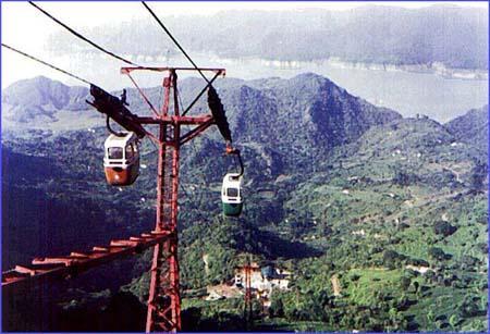 Naina Devi in Himachal Pradesh
