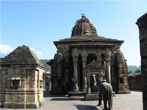 Baijnath near Palampur