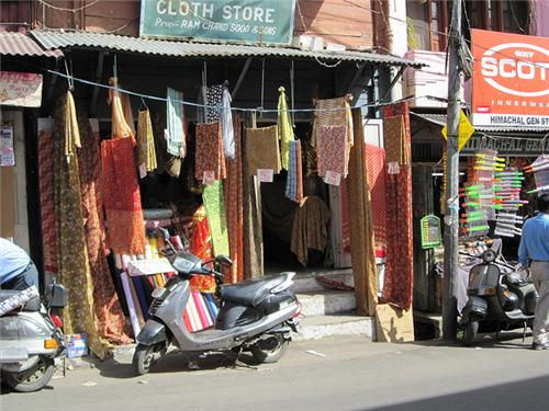 Local Markets in Palampur