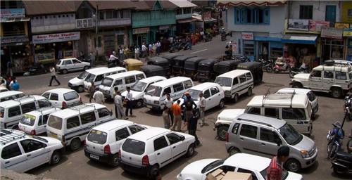 Taxi Services in Palampur