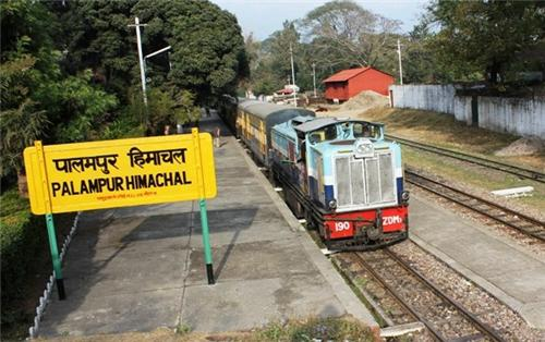 Transport in Palampur