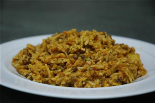 Traditional food in Parwanoo